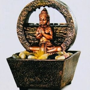Other - Tranquil Buddha LED Fountain
